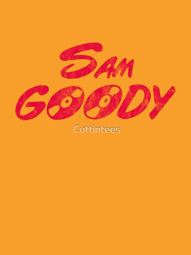 Sam Goody by Cuttintees