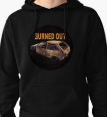 Burned out T-Shirt