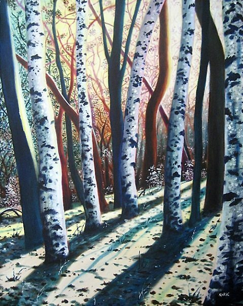 'Woods (Deeper)' by Jerry Kirk