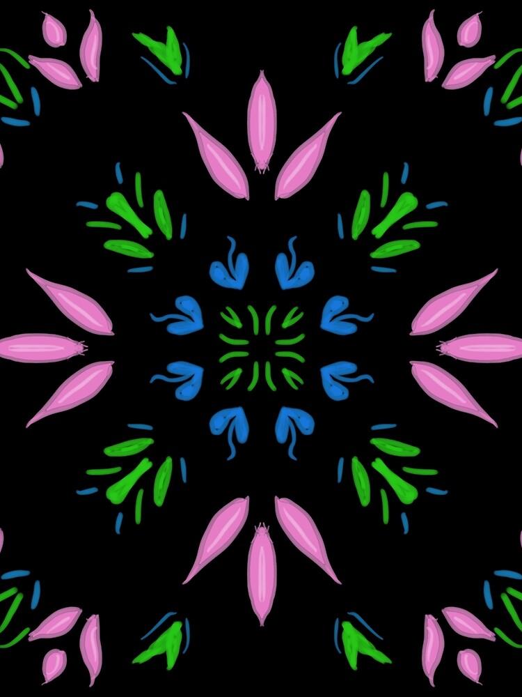 Bohemian Flower by roseglasses