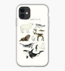 yukon caribou iphone case