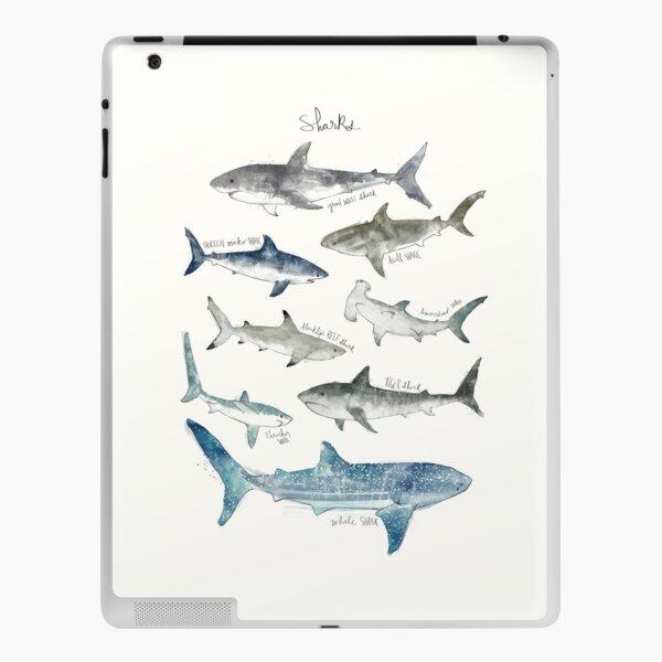 Sharks iPad Skin