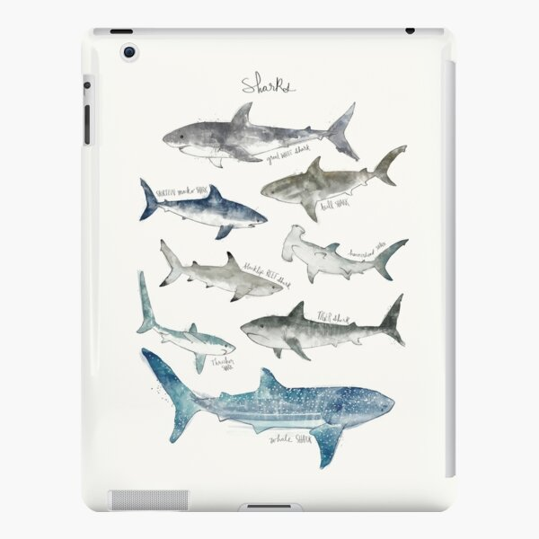 Sharks iPad Snap Case