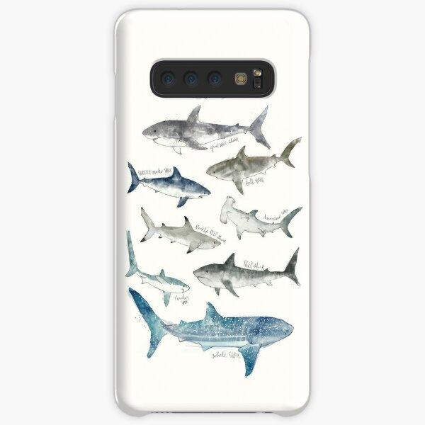 Sharks Samsung Galaxy Snap Case