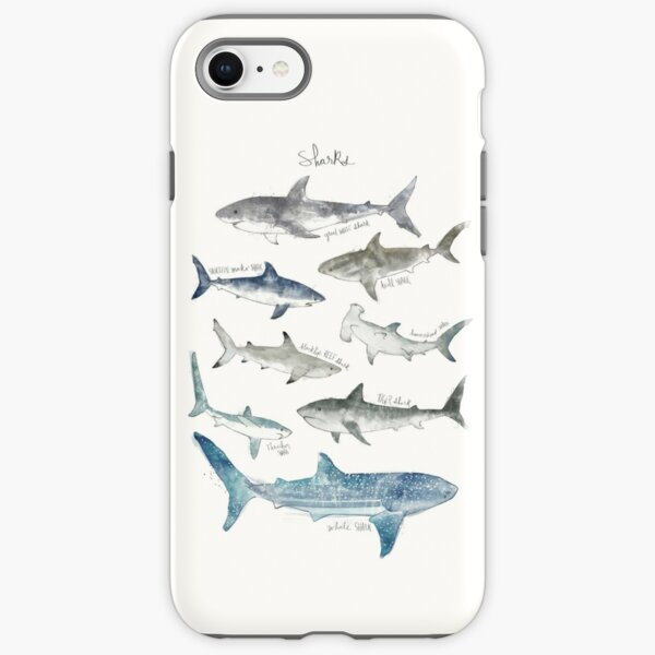 Sharks iPhone Tough Case