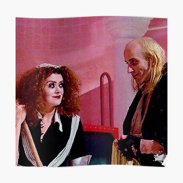 Riff Raff and Magenta Poster