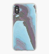 Sky Mauve Sqwirl iPhone Case