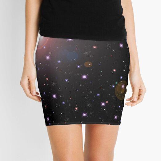 Our Stars Burn Forever  Mini Skirt