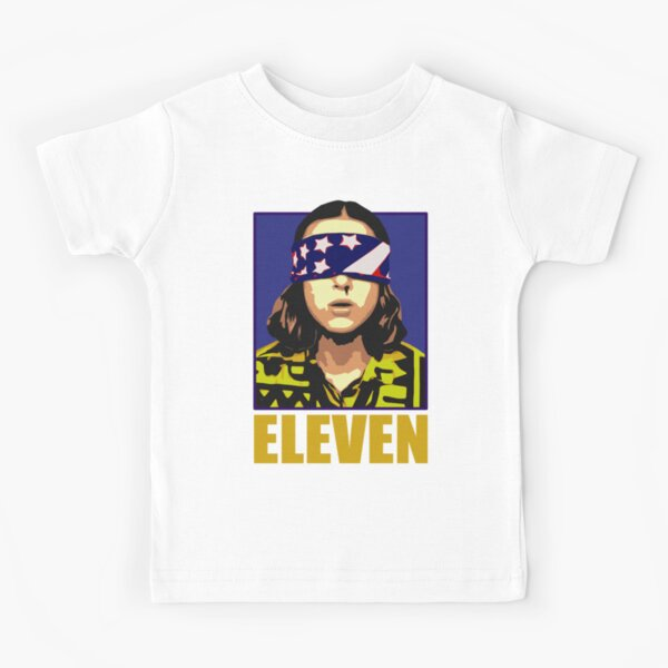 Eleven - Stranger Things Kids T-Shirt