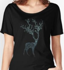 Blue Deer Women's Relaxed Fit T-Shirt