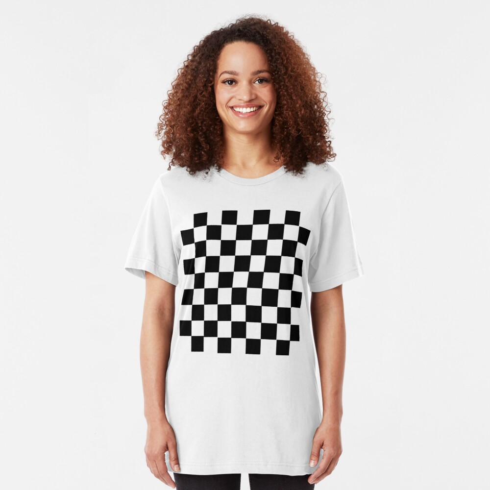 Check it Out. Slim Fit T-Shirt