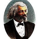 Frederick Douglass by hattiec1