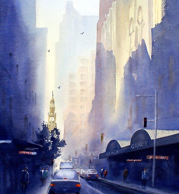 York Street, Sydney von Joe Cartwright