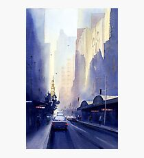 York Street, Sydney Photographic Print