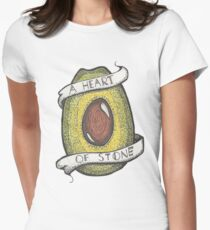 Avocado, Baby! Women's Fitted T-Shirt