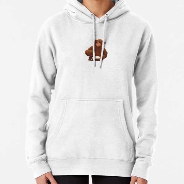 Gibby Gibson Bear Costume ICarly Funny Pullover Hoodie