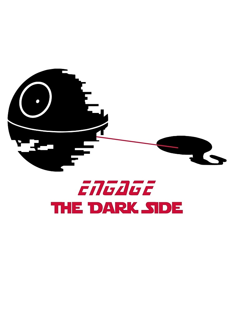 Engage The Dark Side by RaddSurfer