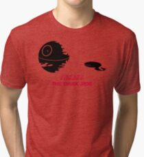 Engage The Dark Side Tri-blend T-Shirt