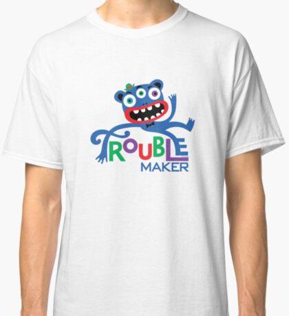 Trouble Maker III - on lights Classic T-Shirt