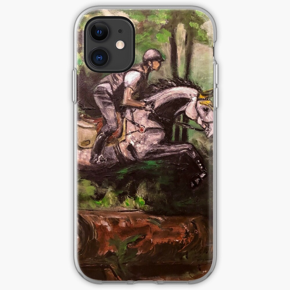 Over hill and dale iPhone Case & Cover