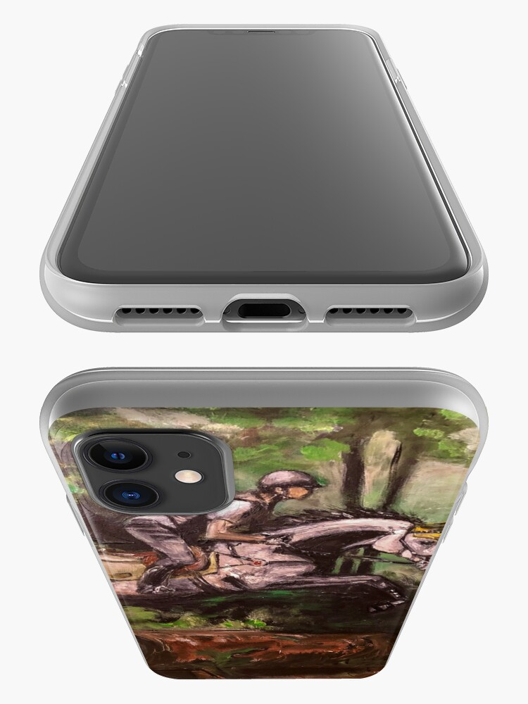 Alternate view of Over hill and dale iPhone Case & Cover