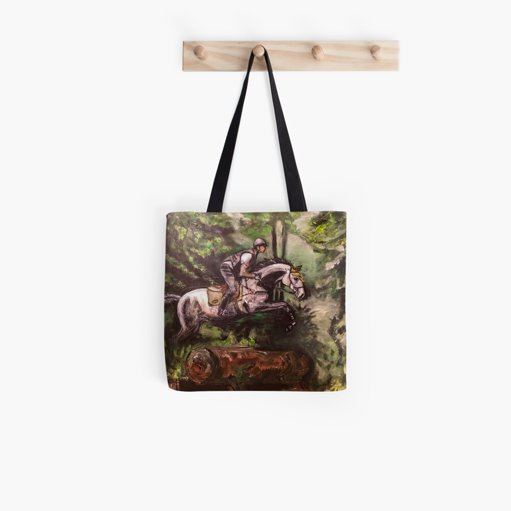 Over hill and dale Tote Bag