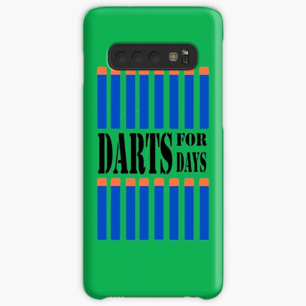 NERF STYLE TOY DESIGN- DARTS FOR DAYS! Samsung Galaxy Snap Case