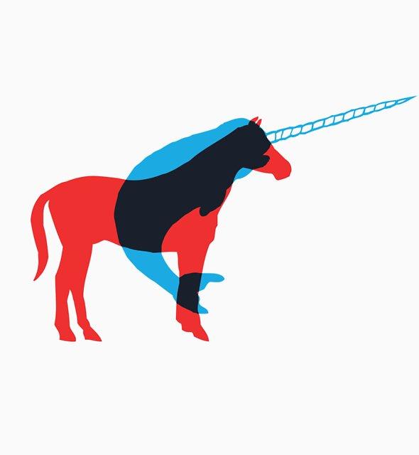 Narwhalicorn - How Unicorns are made by Joeymodo