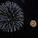 Lewes Fireworks - Simple by Celia Strainge