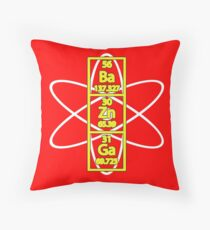 Bazinga! Throw Pillow