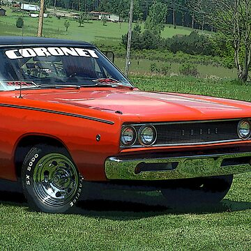 Dodge Coronet by vigor