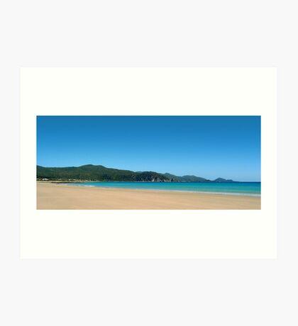 Sisters Beach, Tasmania Art Print
