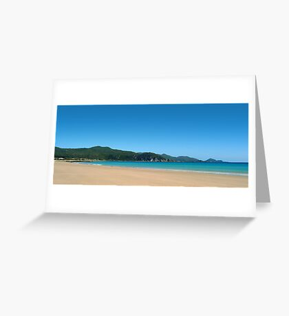 Sisters Beach, Tasmania Greeting Card