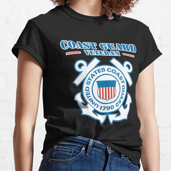 Coast Guard Veteran Classic T-Shirt
