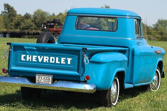 Classic Chevy Truck by chuckbruton
