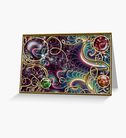 Royal Jewel Plant # 4 Greeting Card