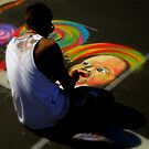 Chalk Artist ~ Part Two by artisandelimage