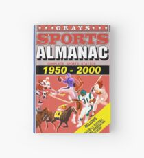BTTF: Sports Almanac Hardcover Journal
