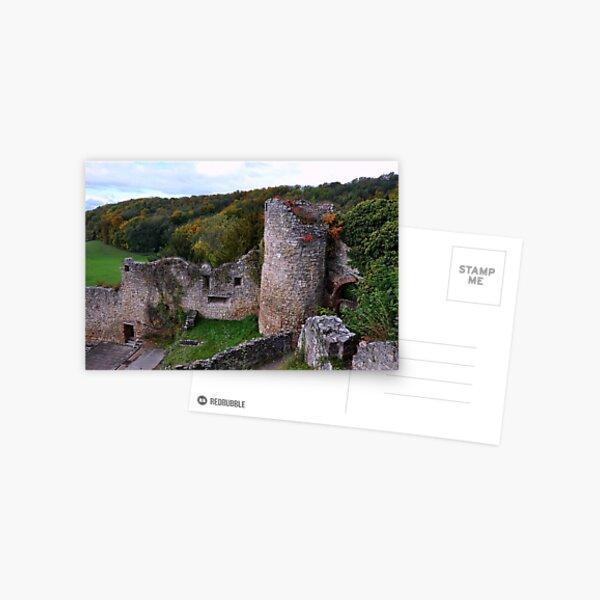 The Ruin: Burg Rötteln Postcard