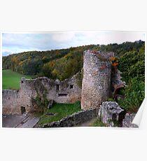 The Ruin: Burg Rötteln Poster