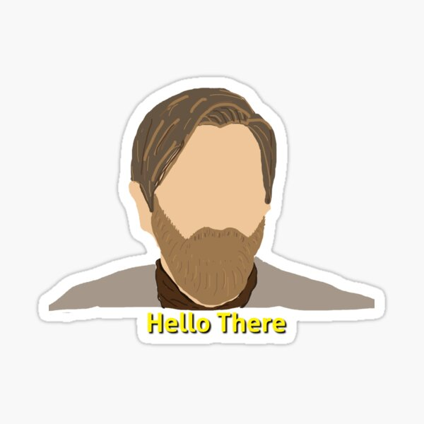Hello there ver 2 Sticker