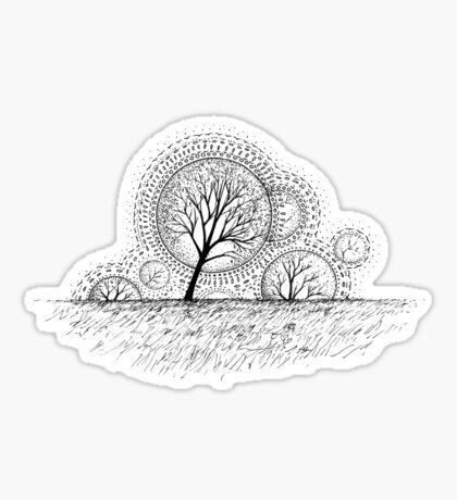 Aura Botanica Sticker