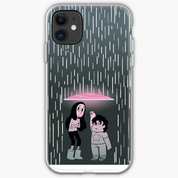 Shielding Connie From The Rain iPhone Soft Case