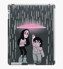 Shielding Connie From The Rain iPad Case/Skin