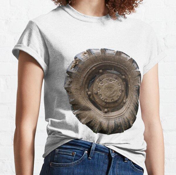 Got Bogged  Mud Tyer by South Australian artist Avril Thomas Classic T-Shirt