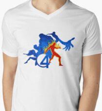 Fantastic 4 Men's V-Neck T-Shirt
