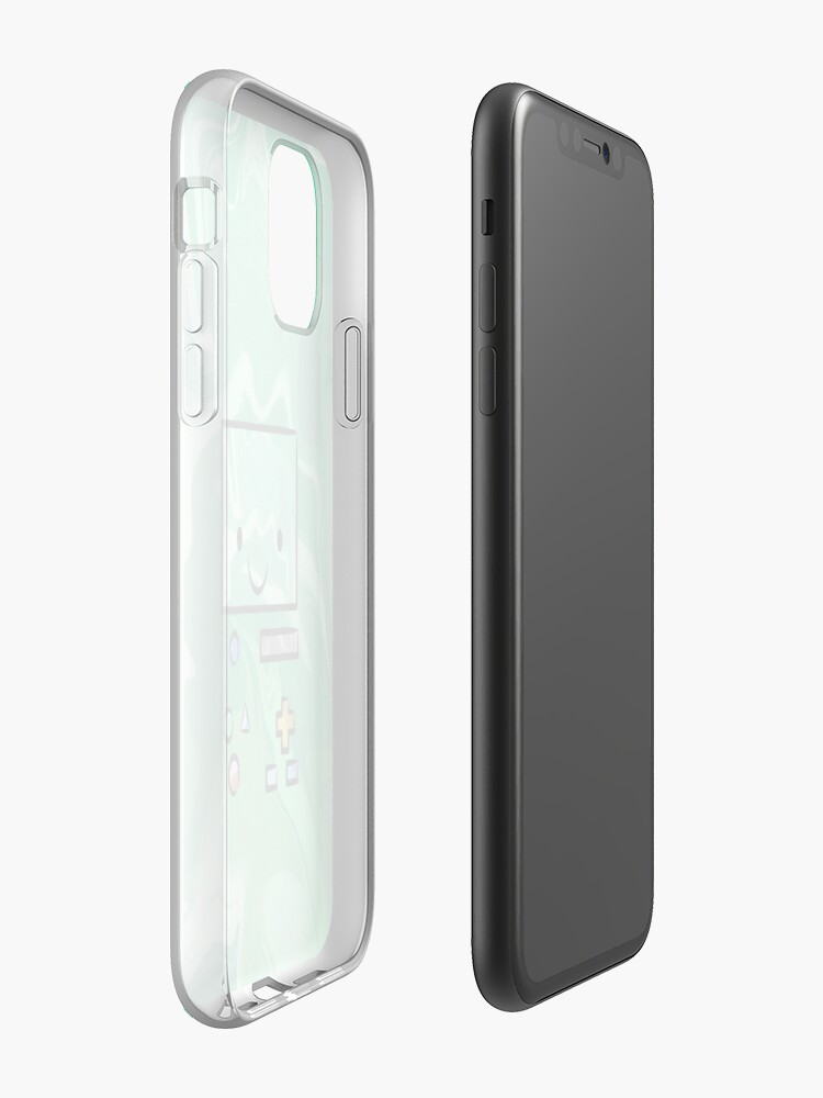 Alternate view of Marble BMO - Adventure Time iPhone Case & Cover