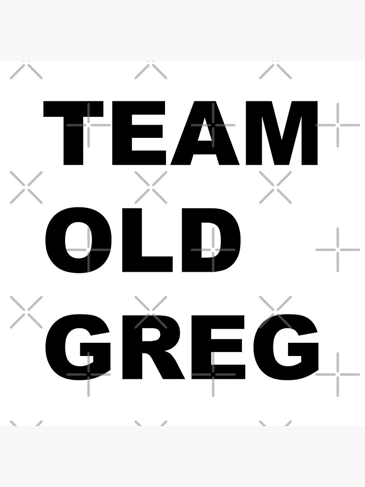 Team Old Greg Crazy Ex Girlfriend Fan art  by suzzincolour