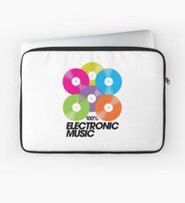 100% Electronic Music Laptop Sleeve