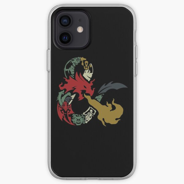 Dungeons & Dragons iPhone Soft Case